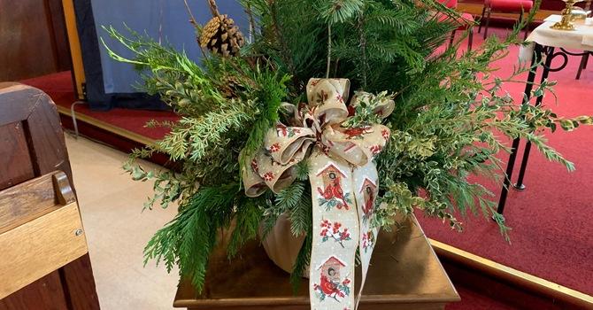 Christmas Greenery Fundraiser image