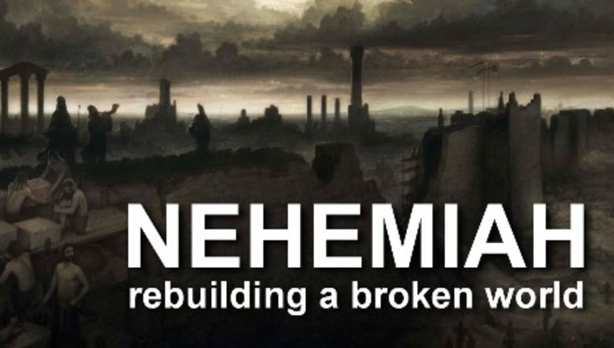 Commitment & Cooperation in Building for God | Nehemiah