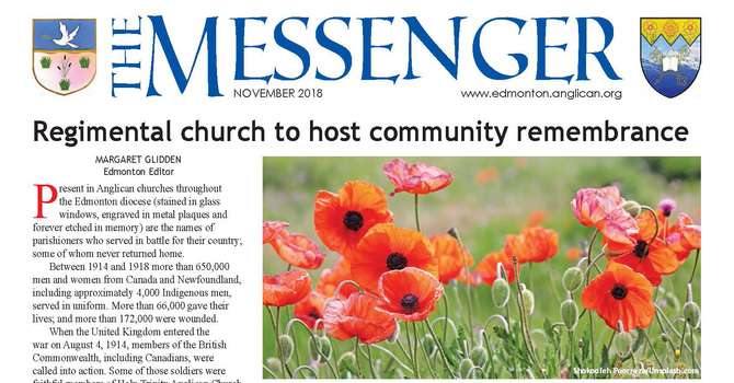 The Messenger November, 2018 image