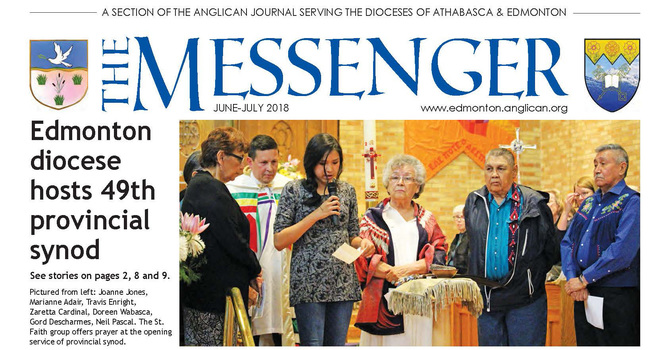 The Messenger June-July, 2018 image