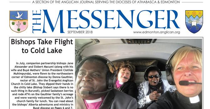 The Messenger September, 2018