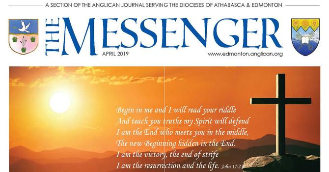 The Messenger April, 2019