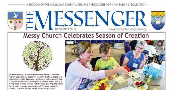 The Messenger November, 2019