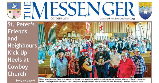 The Messenger, October 2019 image