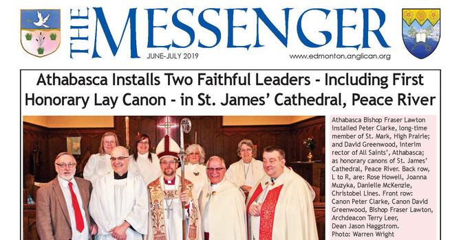 The Messenger June-July, 2019
