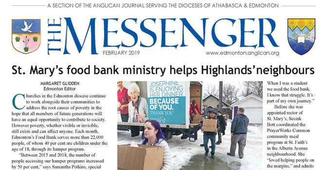 The Messenger February, 2019 image
