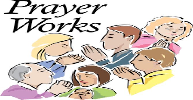 Prayer and Share