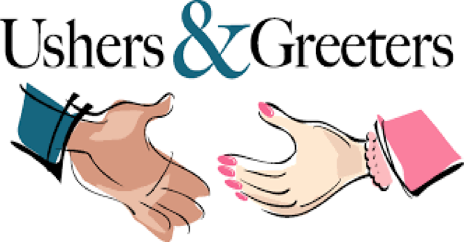 Greeter's Needed! image