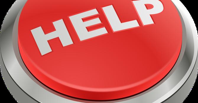 NEED HELP? image