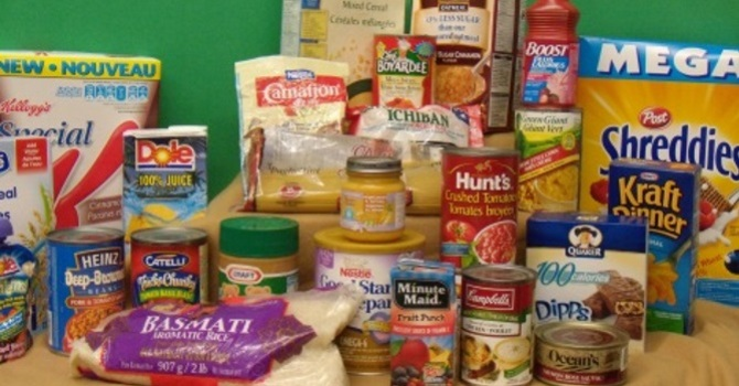 Food Bank Donations image