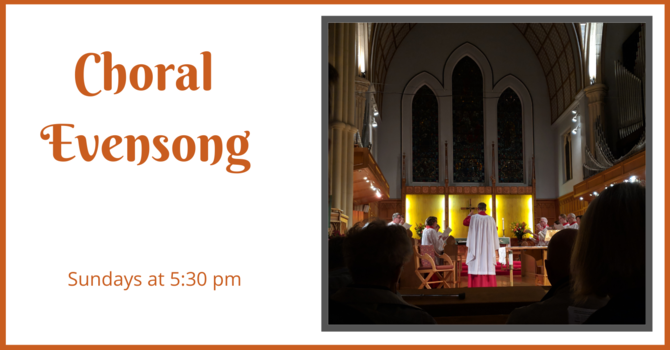 Choral Evensong for All Souls