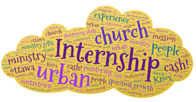 Student Internship at Knox Church image