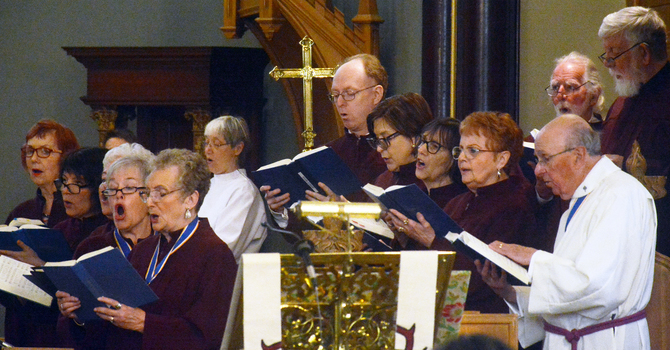 Music at Holy Trinity Cathedral
