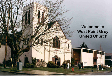 Who Are We at West Point Grey United Church?