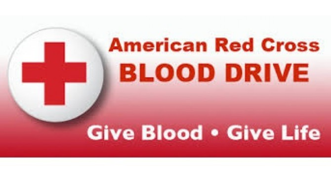 Volunteer Opportunity- Red Cross Blood Drive image