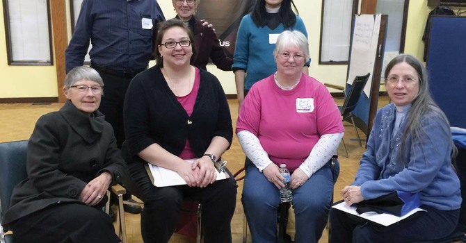 Anti-Racism Training Day in Valley Deanery image