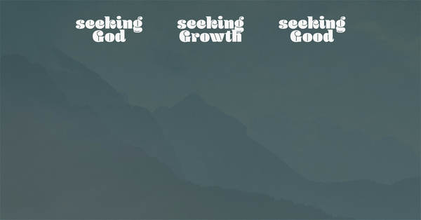 Understanding God Series
