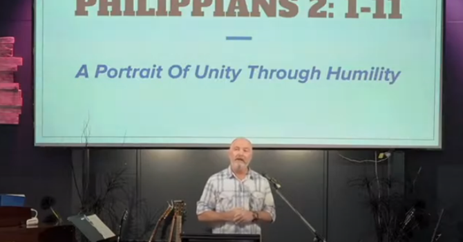 A Portrait of Unity through Humility