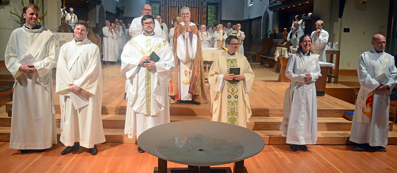 The Feast of the Holy Trinity and Ordinations