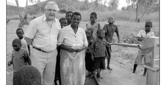Maple Ridge Times: Ridge charity giving gift of water in Africa image