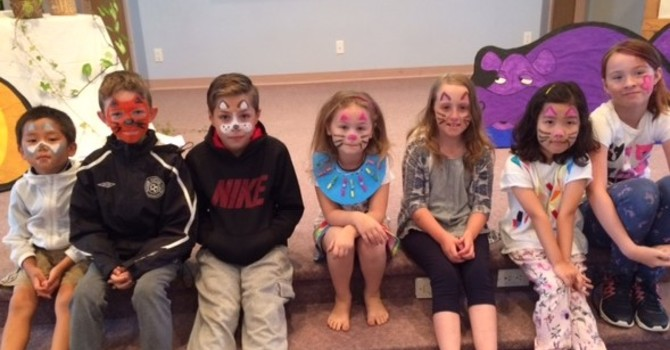 Kids Bible Camp - donations for Mission Youth House image