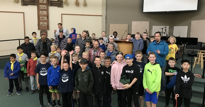 Cadet Sports Day image