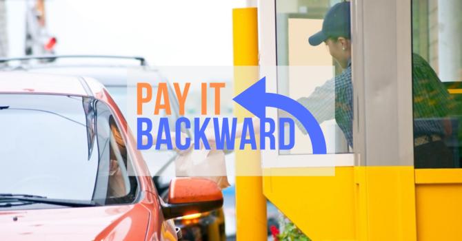 Pay It Backward image