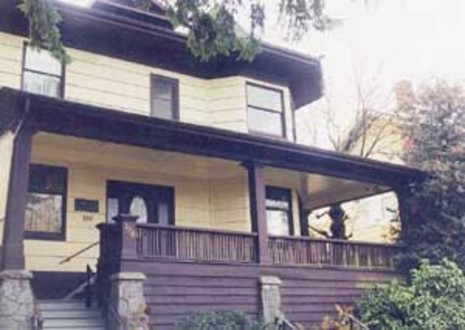 WA Memorial House