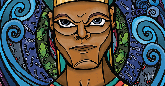 Pharaoh Hardens His Heart