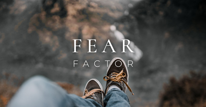 Reasons Not to Surrender to Fear