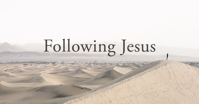 Jesus: Tested By The Devil In The Wilderness Cont.