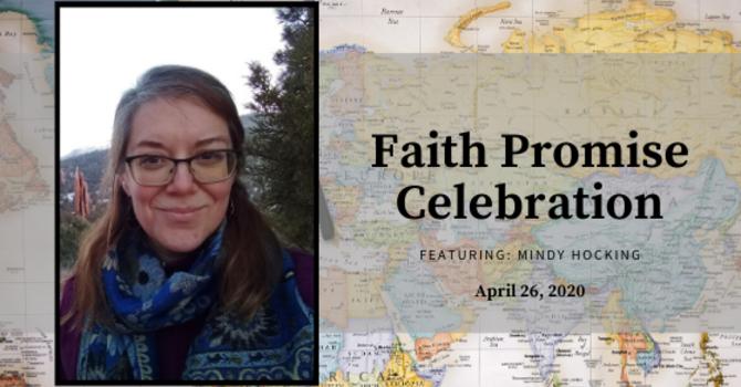 Faith Promise Celebration