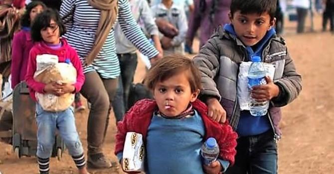 SPECIAL OFFERING - Refugee Fund image