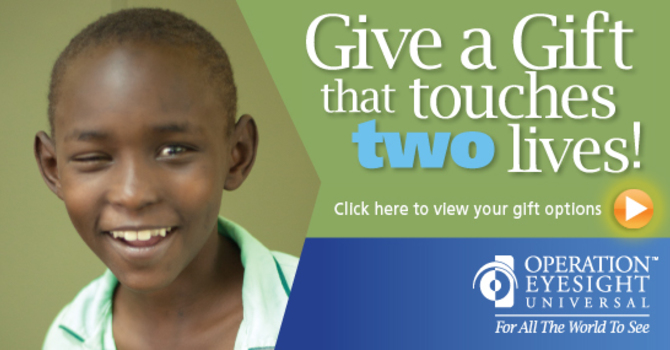 Give a gift that gives twice.... image