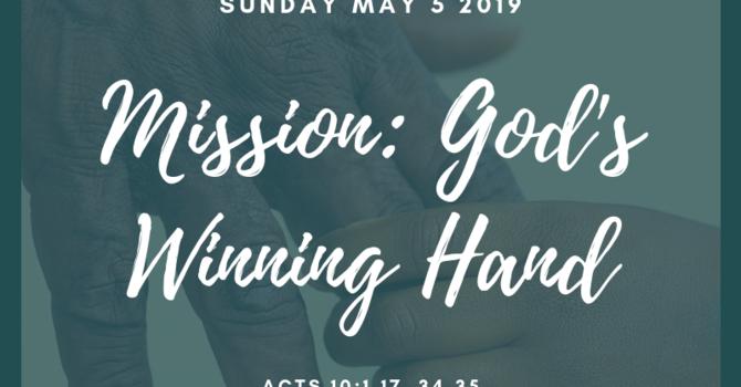 Sunday Bulletin - May 5th 2019