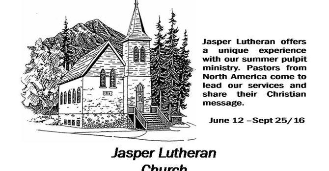Visiting Jasper this Summer? image