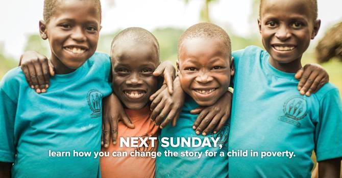 Compassion Canada Presentation image