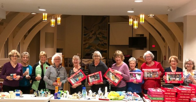 Toiletry Bags for Atira Women's Shelter image