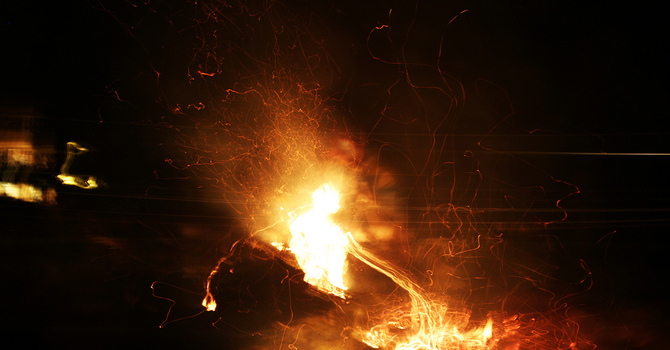 Advent: a refining fire