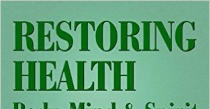Restoring Health image