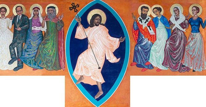 November 1, 2020 - The Feast of All Saints