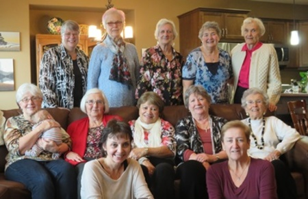 Olive McPhedran UCW New Year Luncheon