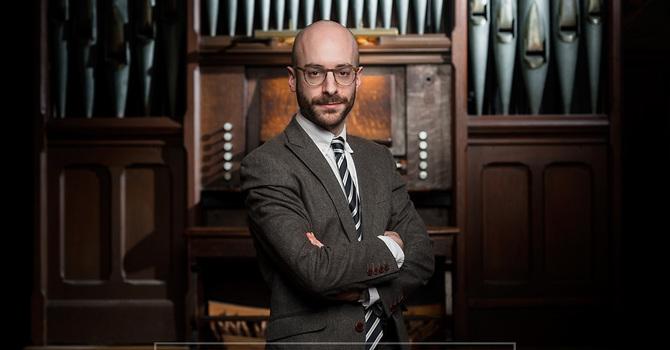 Donald Hunt, Organ   September 29, 2017 image