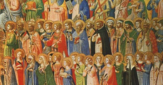 Reflection - All Saints & All Souls image
