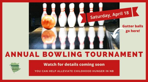 Annual bowling tournament set!
