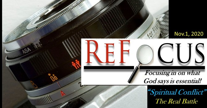 ReFocus 08 - Spiritual Conflict