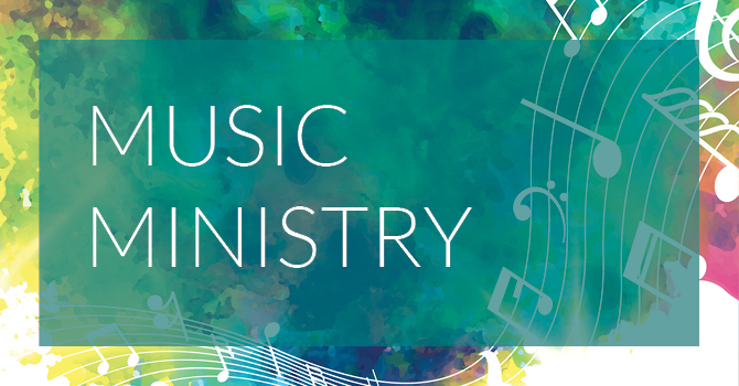 Music Ministry During Hiatus image