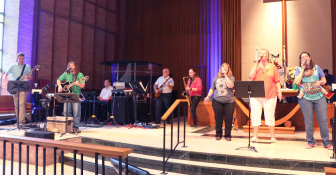 Join The Praise Band image