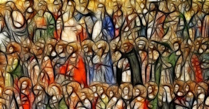Unpacking Sunday's Sermon: The Inheritance of the Saints image