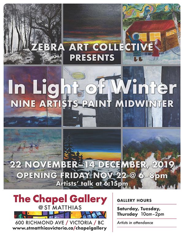 Exhibit: In Light of Winter